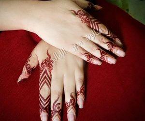 henna, mehandi, and fingerhenna image