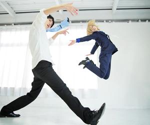 cosplay and yuri!!! on ice image