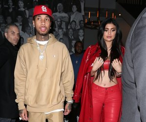 tyga and kylie jenner image