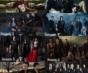 ian somerhalder, kat graham, and season 8 image