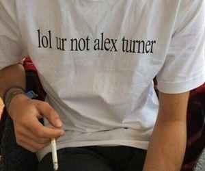 alex turner, arctic monkeys, and tumblr image