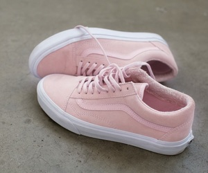 fashion, sneakers, and pink image