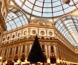art, christmas, and city image