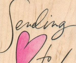 heart, I Love You, and sendind love image