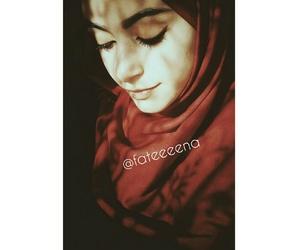 hijab style, ﺭﻣﺰﻳﺎﺕ, and رمزيات محجبات image