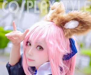 cosplay, caster, and fate extra image