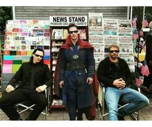 Marvel, tom hiddleston, and thor image
