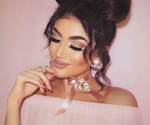 accessories, girl, and hair image