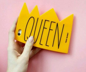 Queen and yellow image