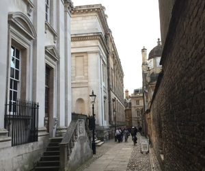 architecture, cambridge, and cities image