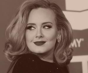 Adele, beautiful, and singer image