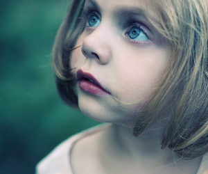 child, photography, and pretty little girl image