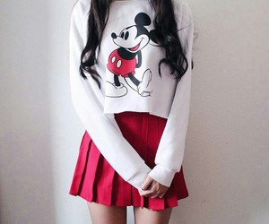 disney, girl, and outfit image