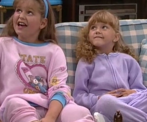 80s, sisters, and stephanie tanner image