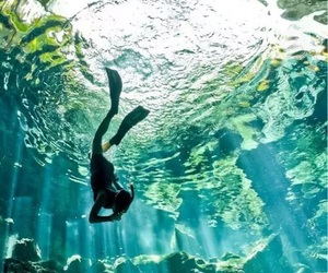 ocean, океан, and sea image