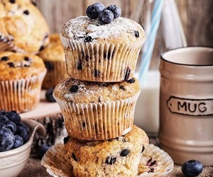 fashion, muffins, and food foods foodie image