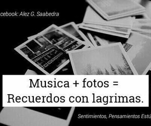 fotos, frases, and music image