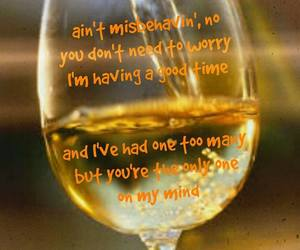 album, alcohol, and drunk image