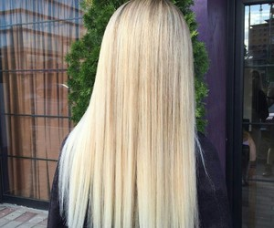 blonde, goals, and long hair image