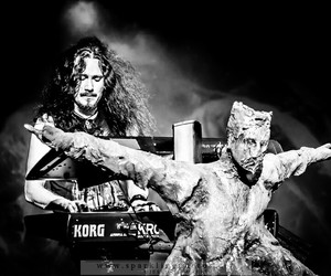 nightwish, tuomas holopainen, and symphonic metal image