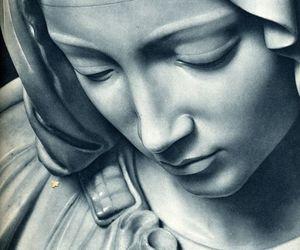 art, michelangelo, and sculpture image