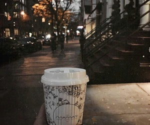 beautiful, coffee, and new york image