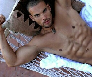 fine, Hot, and male model image
