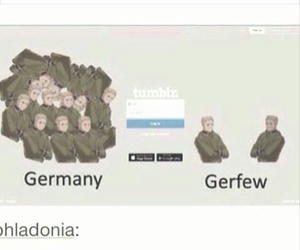 fandom, funny, and germany image