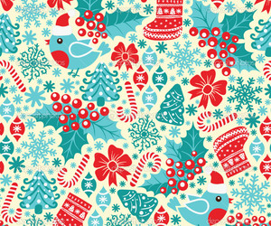patterns and christmas image