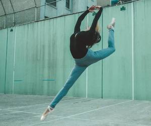 ballet and green image