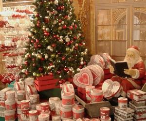 christmas, 25th december, and christmas tree image