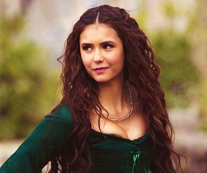 fave, tvd, and katherine pierce image