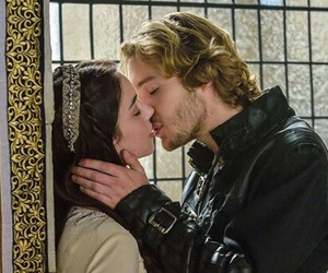 reign, kiss, and francis image