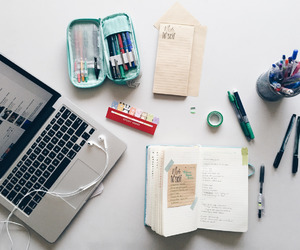 book, college, and studyspo image