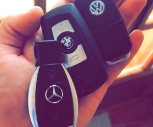 black, bmw, and car image