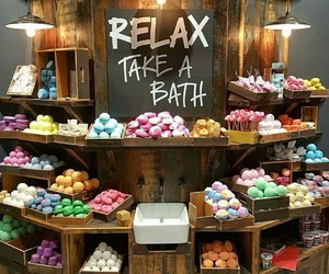 lush, relax, and colorful image