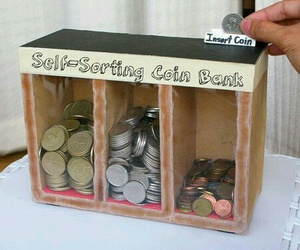 diy, coin, and ideas image