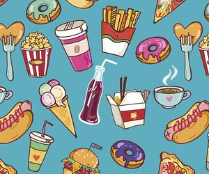 food pattern image