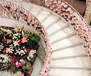 flowers, pink, and luxury image