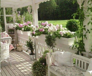 comfort, furniture, and garden image