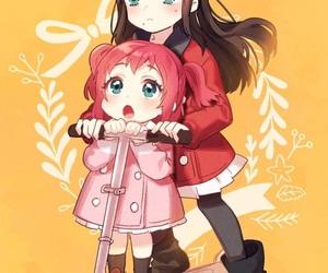 anime, chibi, and child image