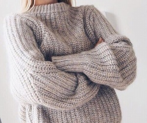 knit and high neck image