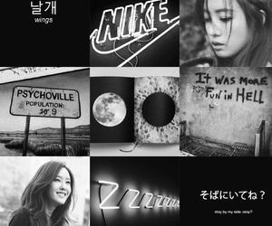 black, t-ara, and edit image