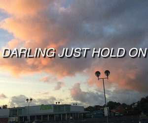 just hold on and louis tomlinson image