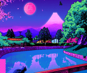pixel, wallpaper, and aesthetic image