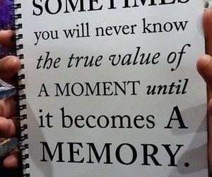 memory, moment, and time image