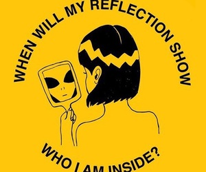 alien, yellow, and quotes image