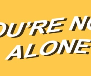 header, yellow, and stay strong image