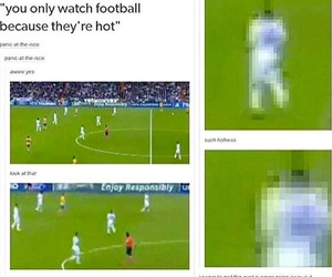 football and funny image