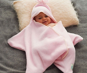 baby, cute, and stars image
